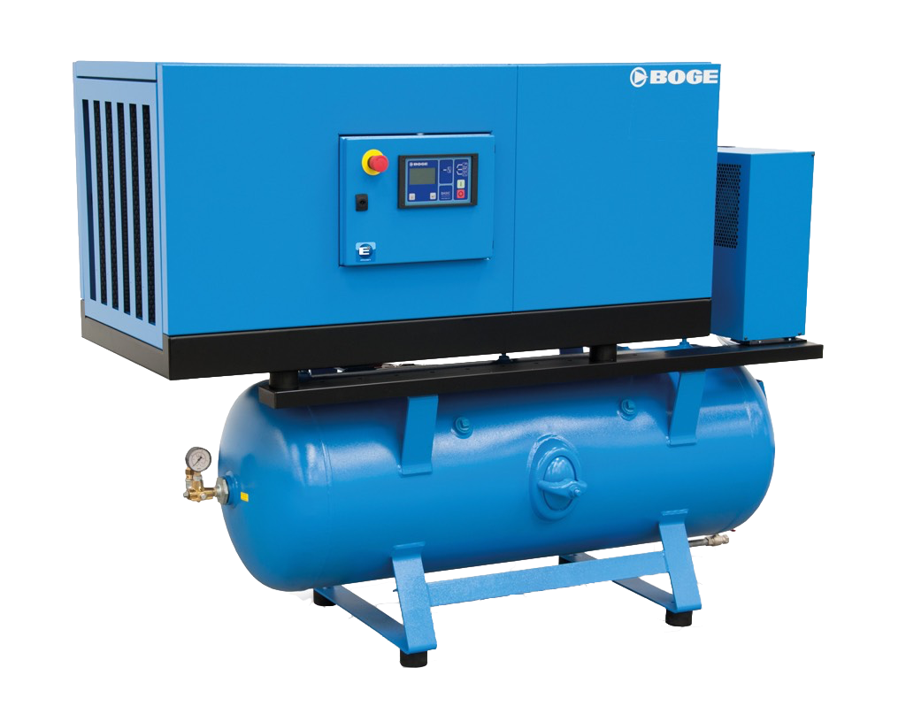 BOGE Screw Compressor C-15-LDR