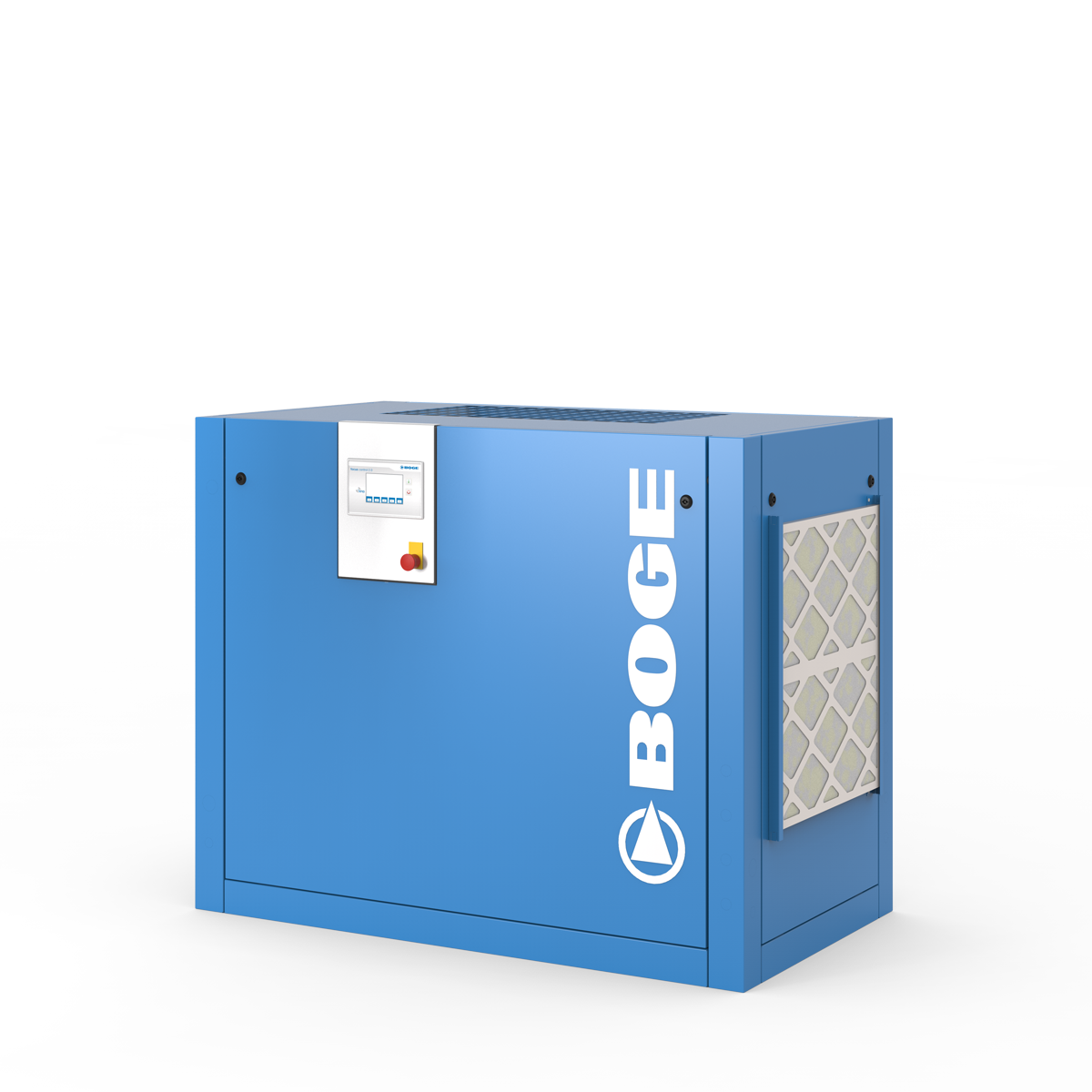 BOGE C-2 Screw Compressor