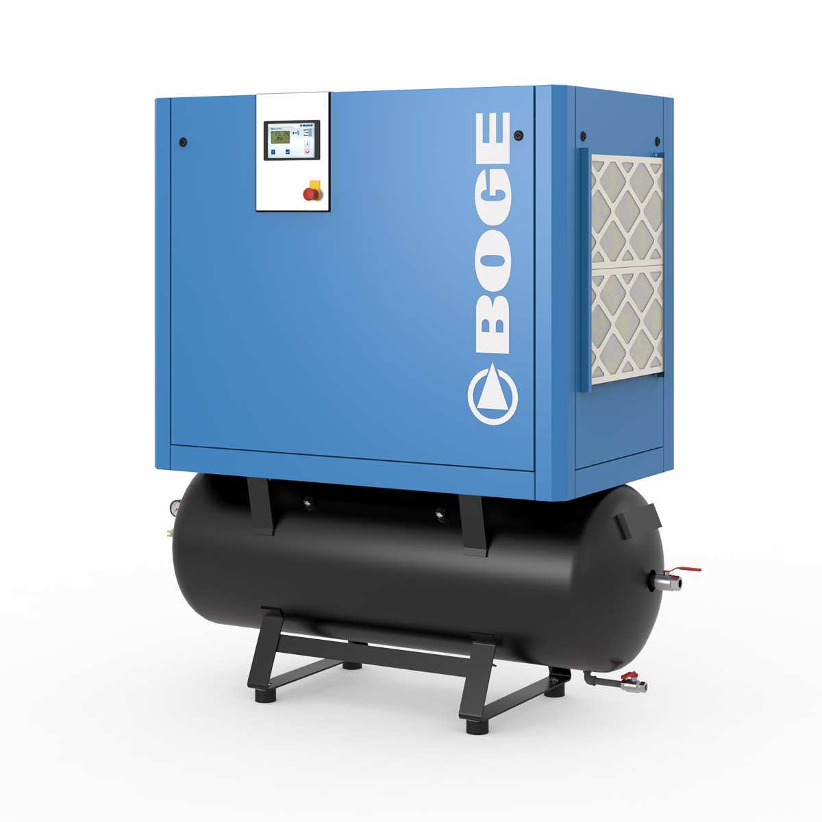 BOGE Screw Compressor C-2 Screw Compressors