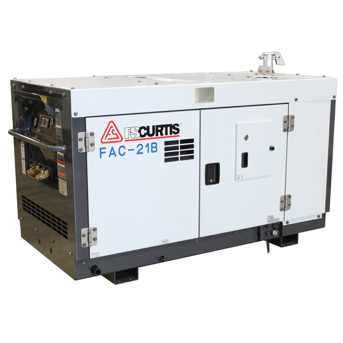 FS-Curtis Diesel Screw Compressor