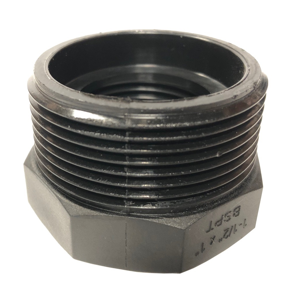 Poly Compression Fitting 1 1/2