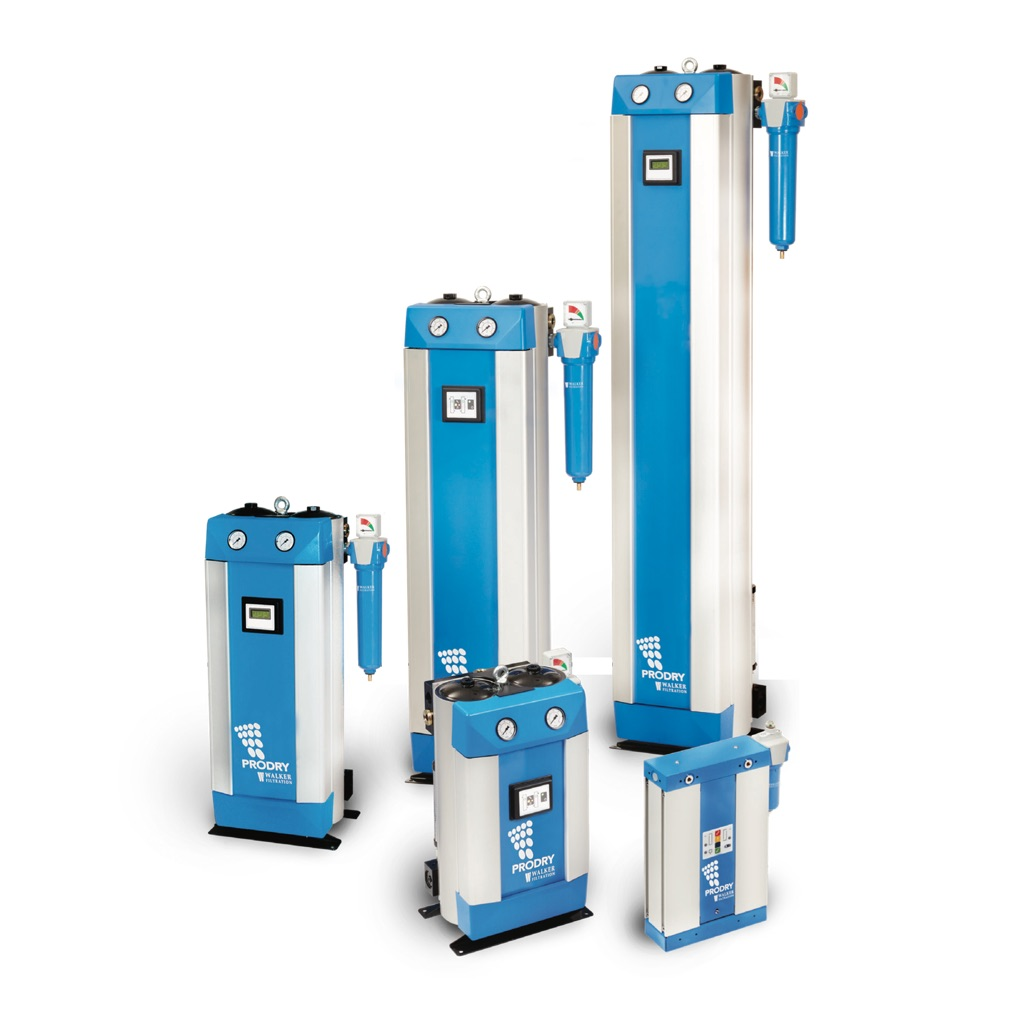 Walker Desiccant Dryers